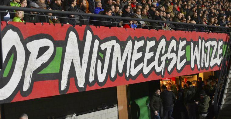 Niet alleen FIFA, ook gemeente biedt NEC uitkomst: 'Wij zijn ze zeer erkentelijk'