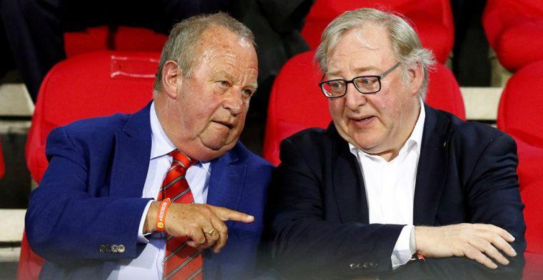 D'Hooghe uit kritiek op UEFA: 'Ik steun volmondig beslissing van Pro League'