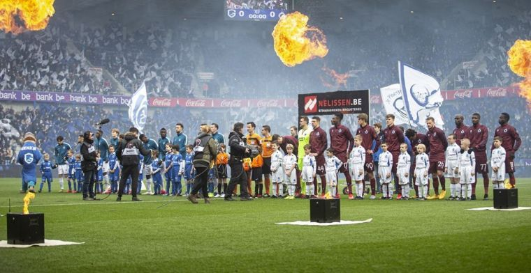 België weigert te buigen voor spierballentaal UEFA: 'Niet mee akkoord'