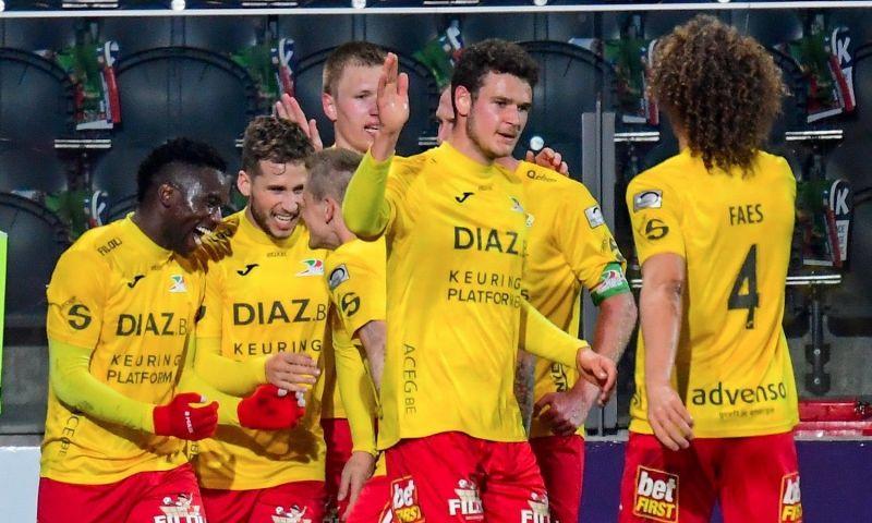 Afbeelding: Laatste vragen zijn gesteld: 'Bang afwachten voor KV Oostende en 1B-clubs'