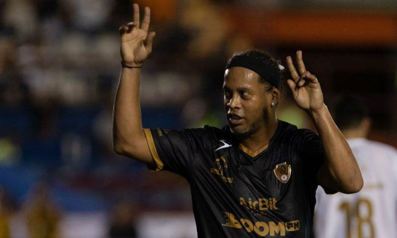 Afbeelding: 'Ronaldinho moet geduld hebben: preventieve hechtenis kan oplopen tot zes maanden'