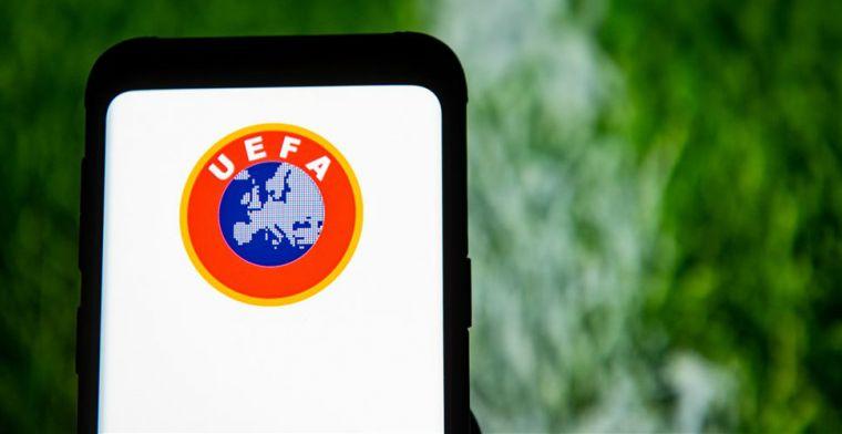 Voetbaladvocaat: 'In de UEFA-regels staat nergens dat je het seizoen moet afmaken'