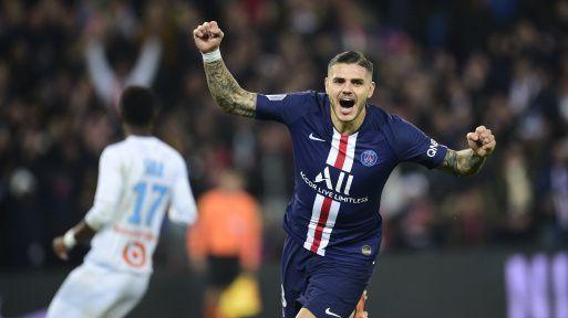 'Icardi verrast en kondigt opmerkelijke terugkeer aan bij Paris Saint-Germain'