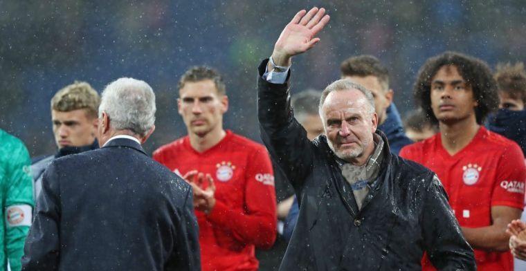 Bayern München niet eens met België: 'In Duitsland zijn we het eens'