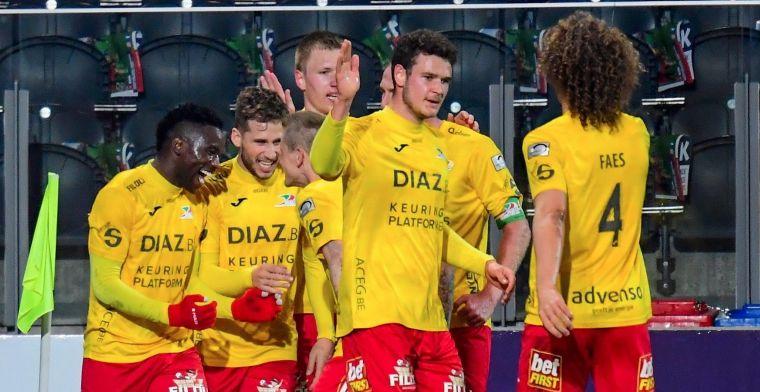 Laatste vragen zijn gesteld: 'Bang afwachten voor KV Oostende en 1B-clubs'