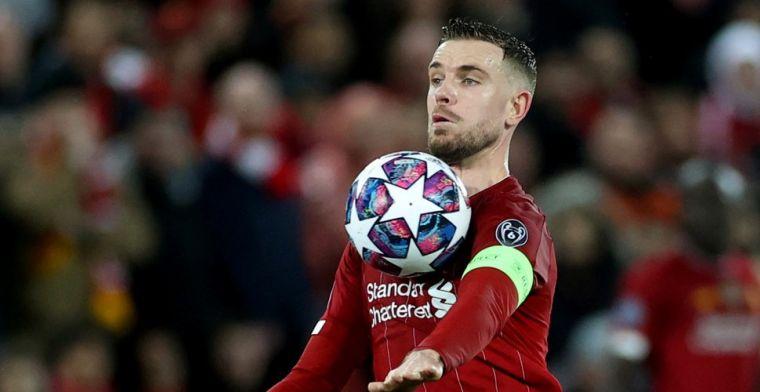 'Henderson begint schitterende actie: Premier League-captains steunen zorg'