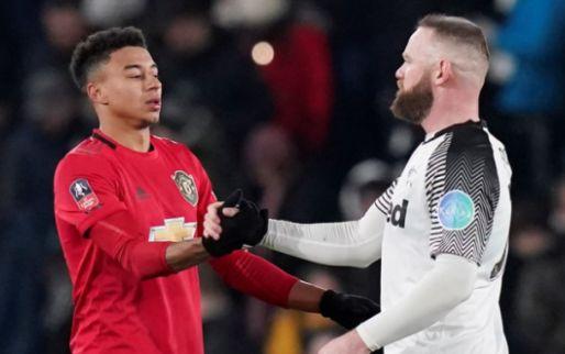 Afbeelding: 'Overbodige Lingard mag vertrekken bij United: pikante transfer naar rivaal lonkt'