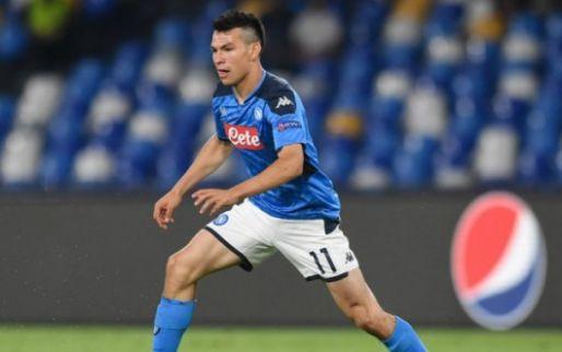 Afbeelding: 'Napoli wil ondanks coronacrisis en weinig speeltijd winst maken op Lozano'