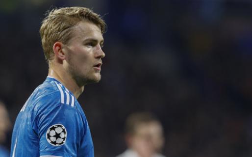 'De Ligt niet gelukkig bij Juventus: Raiola werkt aan transfer naar Real Madrid'