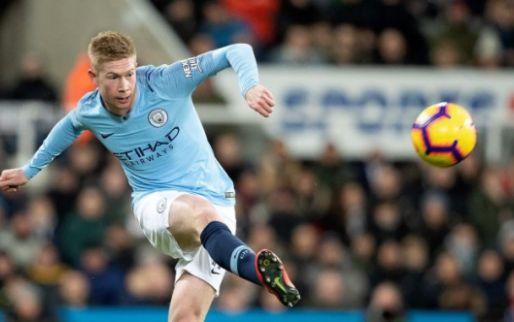 Afbeelding: 'Manchester City kan (nog) geen akkoord vinden met De Bruyne en co'