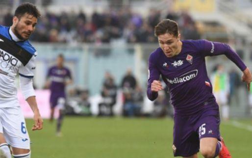 Inter maakt werk van Fiorentina-pareltje Chiesa