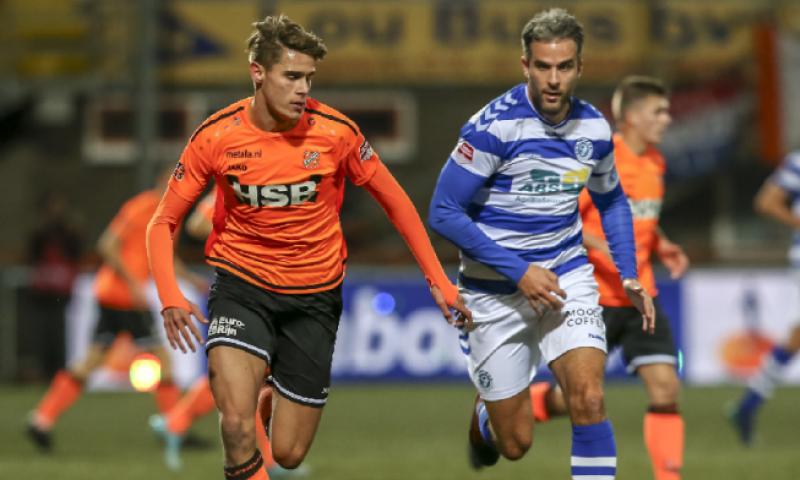 Afbeelding: Jonk over 'Ajax- en AZ-doelwit': 'Hij heeft de potentie om de top te halen'