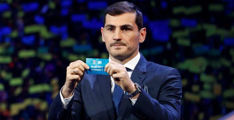 Proefballonnetje van Casillas: 'Paar maanden wachten, finales in december'