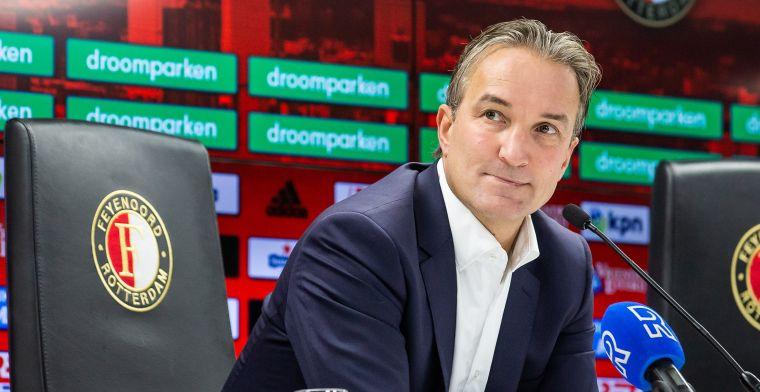 Feyenoord bestookt met vragen: 'Bezorgd over eigen situatie en die van de club'