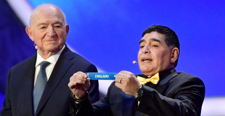Maradona scherp over loonsverlaging: Clubs behandelen spelers als slaven