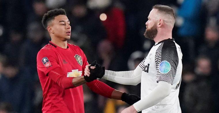 'Overbodige Lingard mag vertrekken bij United: pikante transfer naar rivaal lonkt'