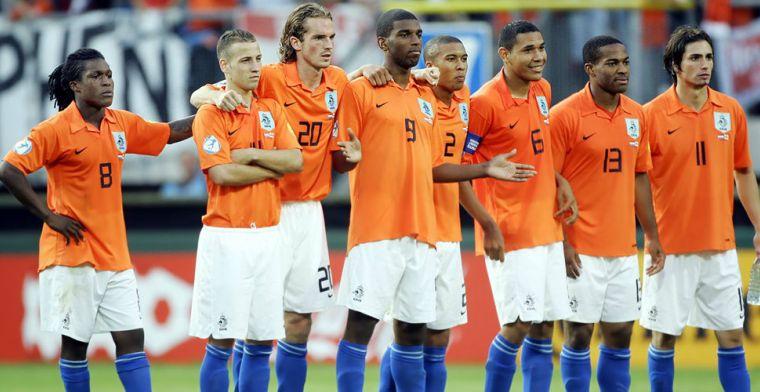Krankzinnige penaltyreeks van Jong Oranje: 'Ik moest gewoon nog een keer!'