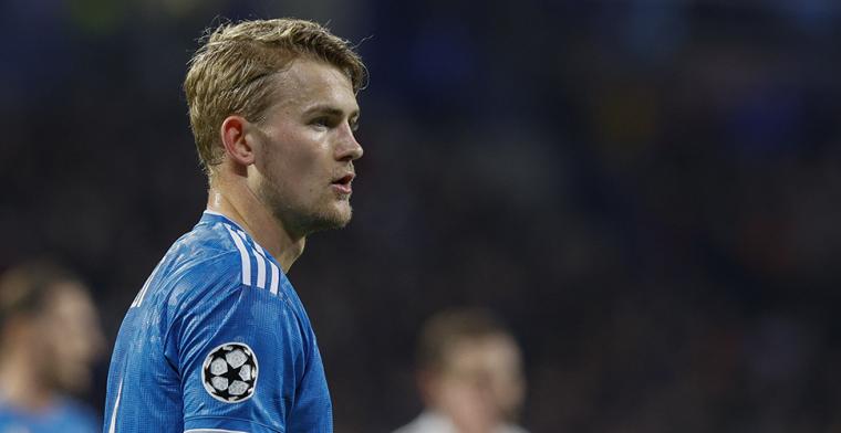 'De Ligt niet gelukkig bij Juventus: Raiola werkt aan transfer met Real Madrid'