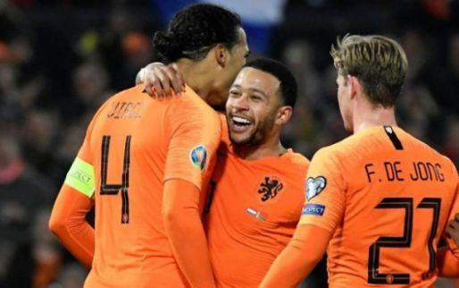 Afbeelding: KNVB en Oranje-internationals zorgen voor financieel steunpakket: 11 miljoen