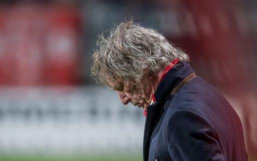 Verbeek kiest voor terugkeer naar Nederland: 'Het is mijn vrouw te veel geworden'