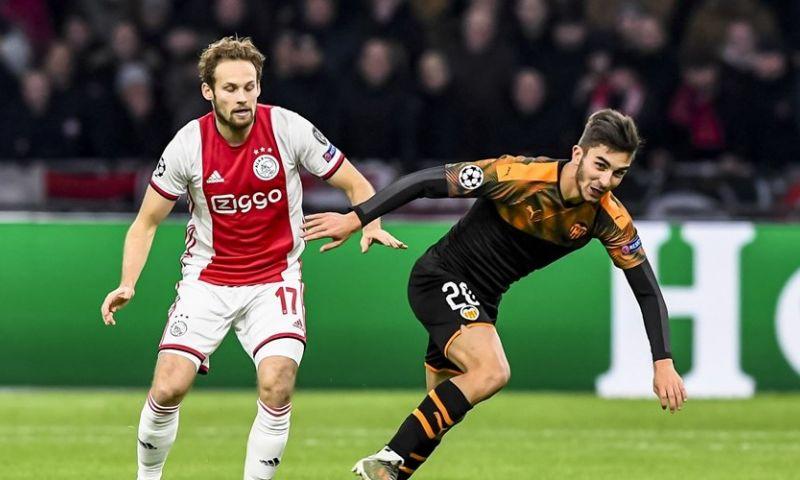 Afbeelding: 'Ajax mikt hoog en concurreert met Bayern, Liverpool, City en Juventus'