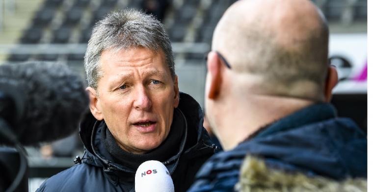 Wormuth: 'Degradatie-clubs denken zekerheid te hebben op Eredivisie-voetbal'