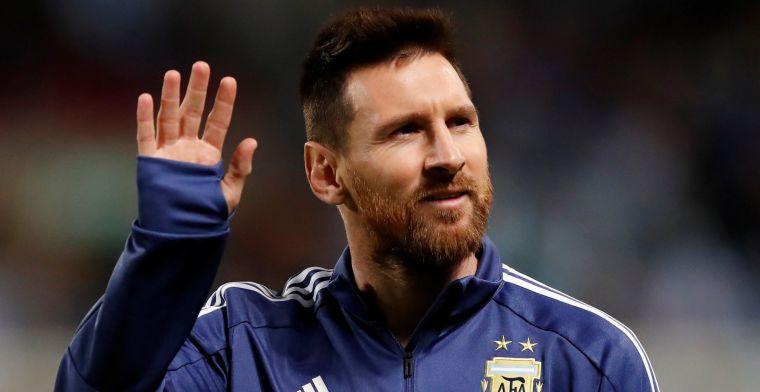 'Messi en ik werden uit elkaar gehouden, daarom kwam het niet tot een gevecht'
