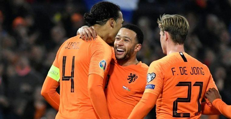 KNVB en Oranje-internationals zorgen voor financieel steunpakket: 11 miljoen