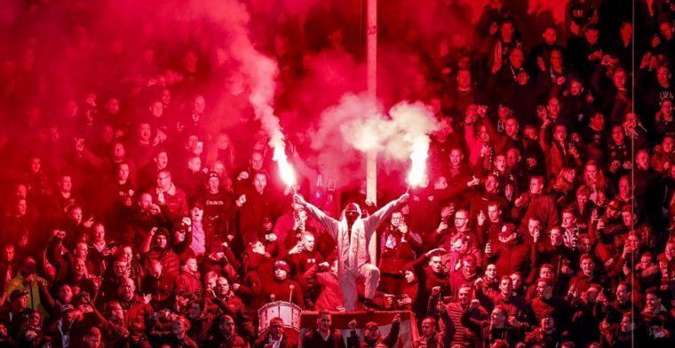 Meerderheid fans wil Eredivisie niet vervolgen zonder publiek