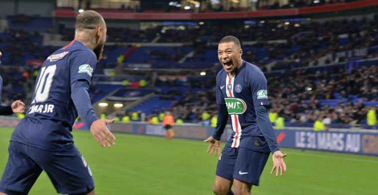 'Goed nieuws voor PSG: megatransfer Neymar én Mbappe vrijwel onmogelijk'