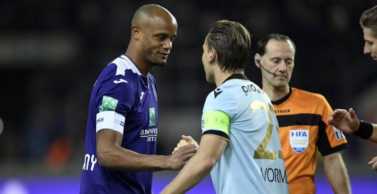 Anderlecht gaat volledig akkoord: Club Brugge is verdiende kampioen