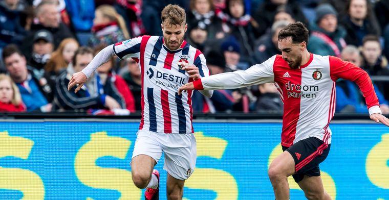 'Feyenoord haalt verhuurde 'Karsdorp-opvolger' terug naar De Kuip'