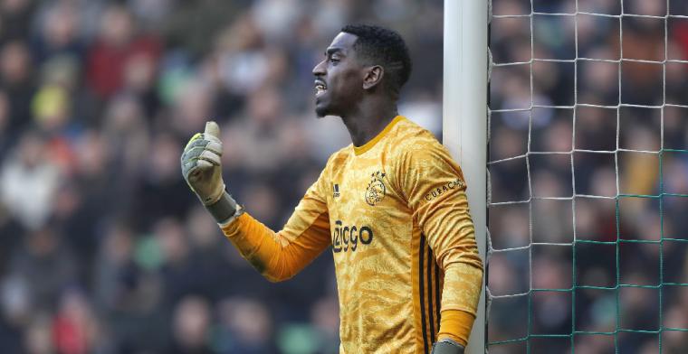 'Weet nog niet of ik bij Ajax blijf, we gaan het zien in de toekomst'