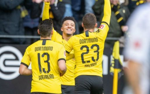 Man United en Borussia Dortmund akkoord over Sancho