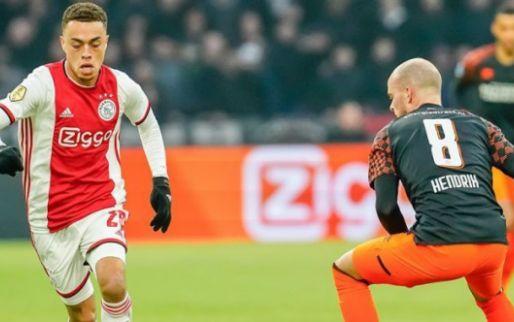 'Bayern München voerde al gesprekken met 'Ajax-Juwel', ook Barça geïnteresseerd'