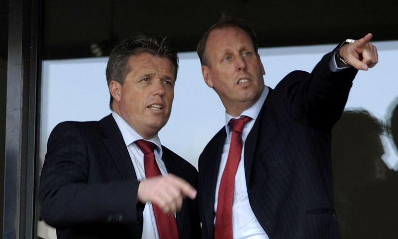 Afbeelding: 'Kunt niet zeggen: wij gaan Champions League spelen en de rest zoekt het maar uit'