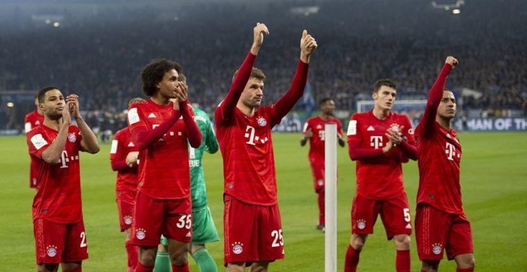 Bayern München niet bang in coronacrisis: boegbeeld tekent topcontract