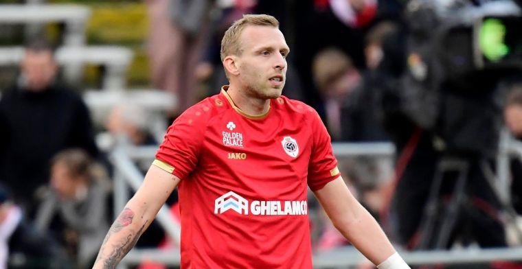 Antwerp-verdediger De Laet: Dan speel ik liever geen bekerfinale