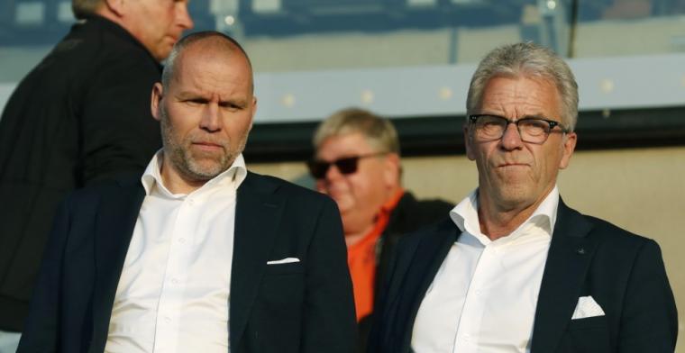 Telegraaf: KNVB gaat niet mee met Ajax, PSV en AZ en stelt beslissing uit