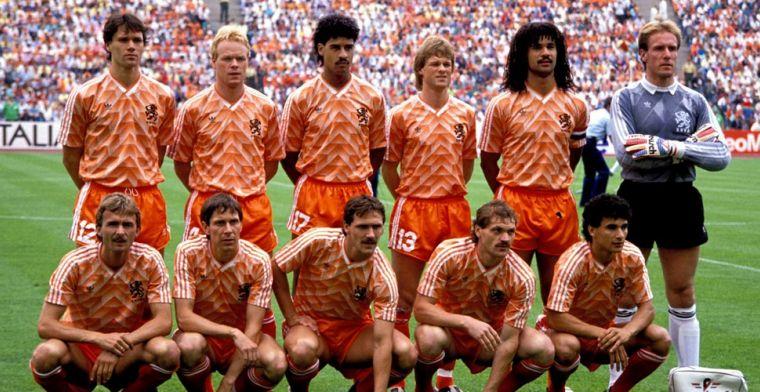 Franse verkiezing: Ajax-shirt het mooiste ooit, Oranje-tricot ook op podium