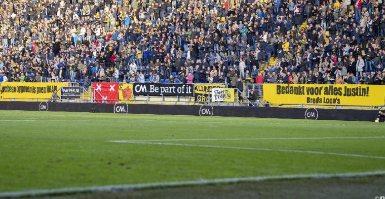 'NAC Breda wil uitstel voor stadionhuur en praat met gemeente'