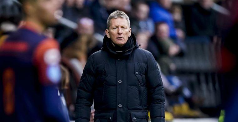Wormuth: 'Stoppen betekent het failliet van ongeveer tien clubs'