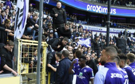 Anderlecht onderuit gehaald: 'Asociaal gedrag, pure provocatie'