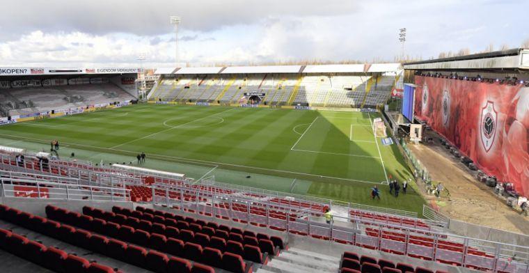 'Geen Europees voetbal in stadions Antwerp en Charleroi, wel in Leuven'