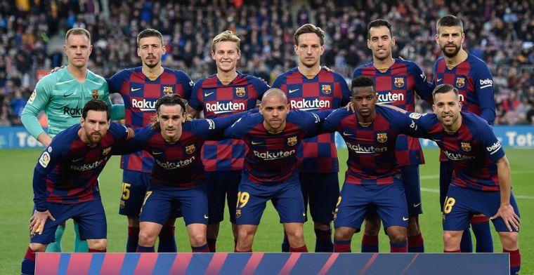 'Barça wil profiteren van impasse bij Real Madrid en gaat voor gedurfde transfer'