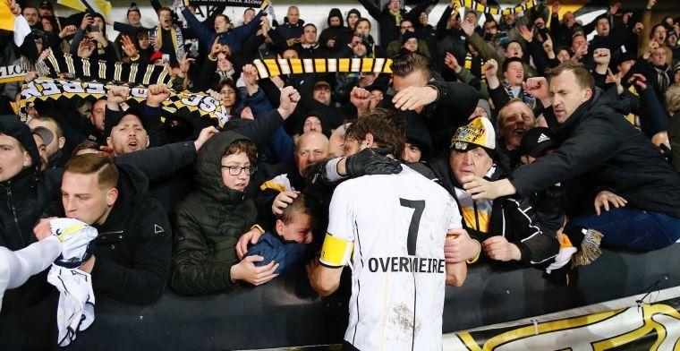 Einde in zicht voor Belgische club: 'Kregen geen licentie toegewezen'