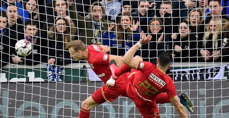 'Voorstel tot nieuwe datum bekerfinale Antwerp-Club Brugge is een feit'