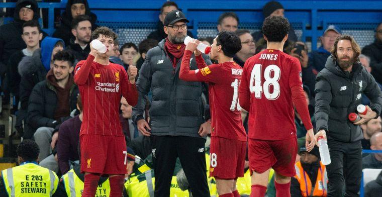 'Liverpool woest: Premier League-concurrent lekte na coronameeting naar pers'