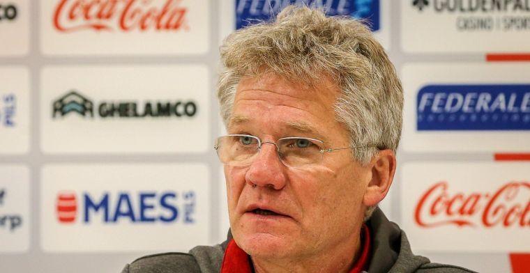 """Bölöni hint naar vertrek bij Antwerp: """"Ik reken erop dat ik niet verderga"""""""