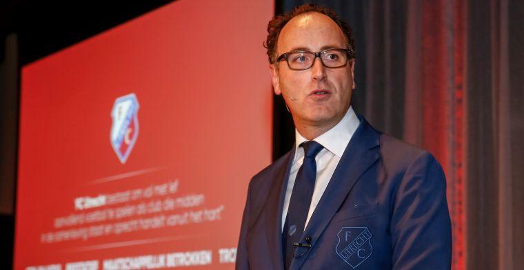 'Ik heb me niet echt gestoord aan Ajax, AZ en PSV, zonde van mijn energie'